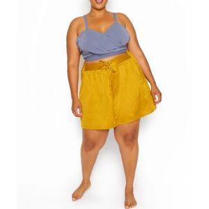 Silky Shorts (NWT)